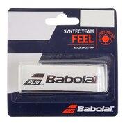 テニスグリップテープ 1本入り SYNTEC TEAM 670065-WHT