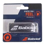 テニスグリップテープ 1本入り SYNTEC PRO 670051-BLK