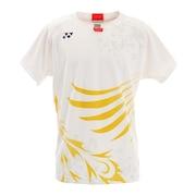 バドミントンウェア メンズゲームシャツ 10380-011
