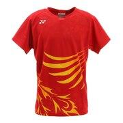 バドミントンウェア メンズゲームシャツ 10380-821