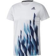グラフィック半袖Tシャツ FT9726