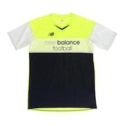 カラーブロッキングプラクティス 半袖Tシャツ JMTF0418HIL