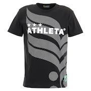カフェブラロゴTシャツ 3339 BLK
