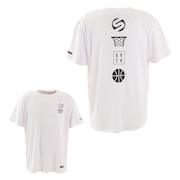 xSILAS ICON Tシャツ 120-079005 WH