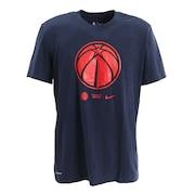 ワシントン ウィザーズ ロゴ半袖Tシャツ CK8416-419