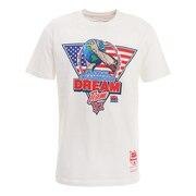 1992 USAバスケットボール グローバルチャンプ Tシャツ BMTRCW18139USAWHIT
