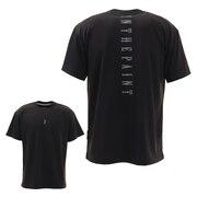 バスケットボールウェア  Tシャツ ITP21304BLK/MSV