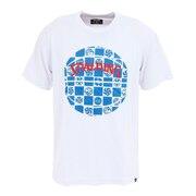 バスケットボールウェア Tシャツ イチマツ ボール SMT200300 WH