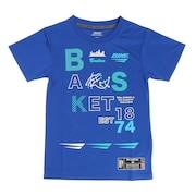 ジュニア プラクティスTシャツ BK5914-2100