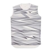 陸上ウェア シャツ MTCプラクティス ノースリーブシャツ U2MA101201