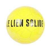 サッカーボール 5号球 (一般 大学 高校 中学校用) MACHINE マシンステッチ 781D9IM5717 YEL