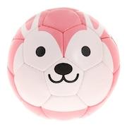 幼児用ボール FOOTBALL ZOO ウサギ  BSF-ZOO06