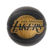 バスケットボール ハードウッドシリーズ レイカーズ 7号球 76-606Z