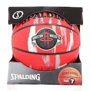 バスケットボール 7号球 ロケッツマーブルラバー 84-150Z