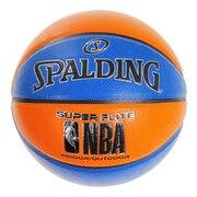バスケットボール NBA スーパーフライト 7号球 NBAロゴ入り 76-349Z