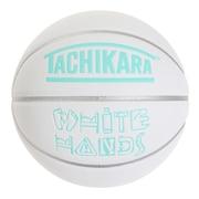 バスケットボール 7号球 WHITE HANDS DIAMOND SB7-252