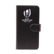 RWC 手帳型iPhneXケースBLK R32421