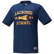 ラクロスTシャツ HAPL4002-70