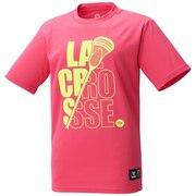 ラクロスTシャツ HAPL4003-24