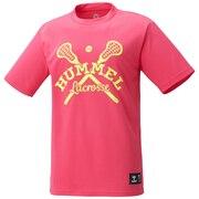 ラクロスTシャツ HAPL4004-24