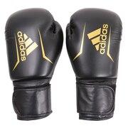 ボクシンググローブ ADISBG50 BK/GD