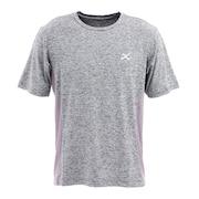 ストレッチニットTシャツ DLO105GY