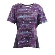 ストレッチニットTシャツ DLY605PU