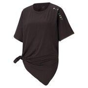 EXHALE スタジオ リラックスフィット Tシャツ 520062 88 DGRY