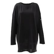 長袖 ヨガ ルーズTシャツ SNW015610-0C-SNI10