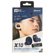 X10 Truly wireless スポーツイヤホン X10-BL