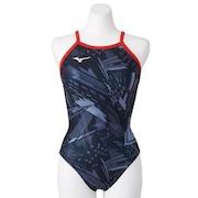 競泳練習用エクサースーツ ミディアムカット 水着 N2MA077196