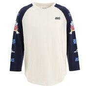JSY BASEBALL 3/4 Tシャツ 2191A216.100
