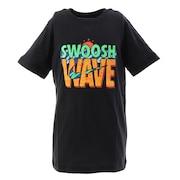 ジュニア NSW スウッシュ ウェーブ 半袖Tシャツ CZ1839-010
