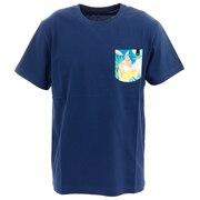 半袖 ポケットTシャツ 201TY-01 20SP QST201600 YNVY オンライン価格