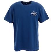 半袖 ロゴプリントTシャツ 201TY-05 20 SPQST201604 YBLU