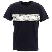 半袖Tシャツ FRONT LINE ST 20SP QST201031 BLK2