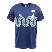 NAMINORI JAPAN チームレプリカTシャツ 20SUQST202001TIND