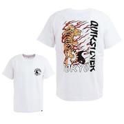 TOKYOOO ST 半袖Tシャツ バックプリント 20SUQST202618TWHT