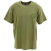 半袖 プリントTシャツ TENT TEE 55200228-OLV