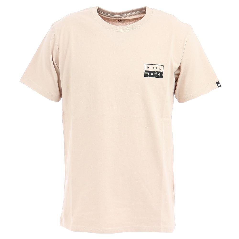 BILLABONG DECAL CUT Tシャツ BB011203 BEG L 81 マリン・レジャー