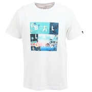 SQUARE Tシャツ BB011239 WHP