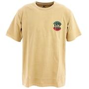 半袖 プリントTシャツ RASTA VIBES PIG TEE 55200217-BEG