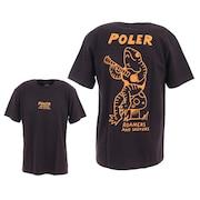 OUT MI SWAMP Tシャツ 212APM2002-BLK