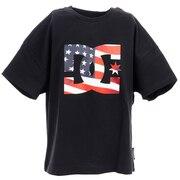 ボーイズ KD STAR WIDE SS Tシャツ 半袖 RELAXED DESIGN 20SP 7126J097 BUS