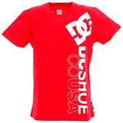 ボーイズ KD VERTICAL SS Tシャツ 半袖  20SP 7126J098 RED