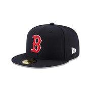 59FIFTY MLB オンフィールド ボストン・レッドソックス ゲーム 11449389
