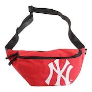 MLBビッグロゴヒップバッグ YK-HBD07 RED