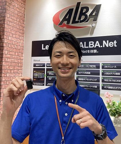 PGA TOUR SUPERSTORE つくば学園東大通り店 佐々木孝紀店長