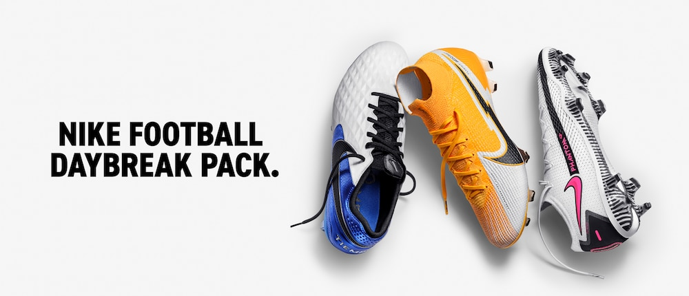 NIKE FOOTBALL DAYBREAK PACK