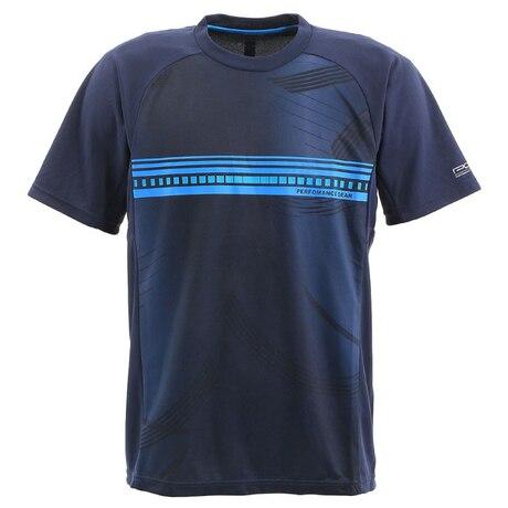 Tシャツ ドライプラス プロ ネイビー